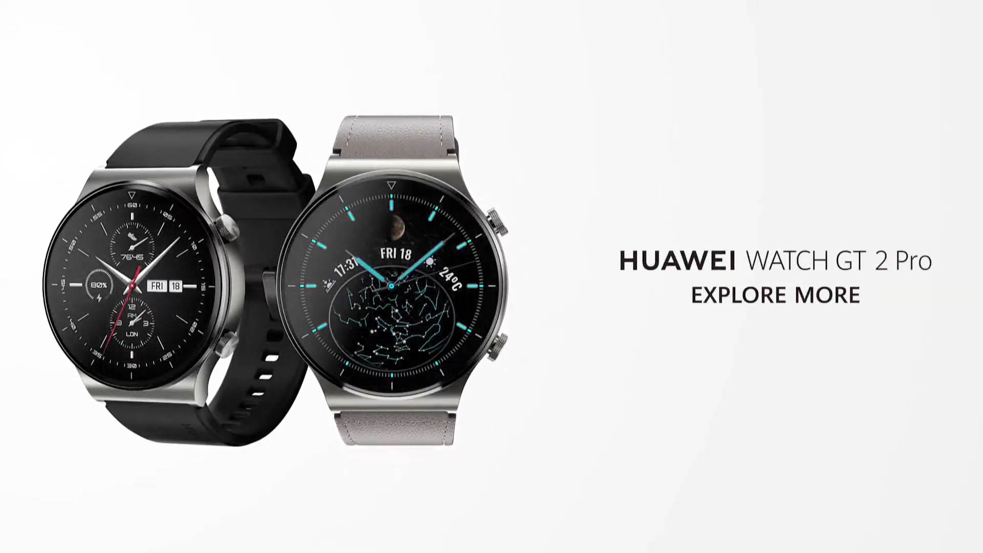 Huawei Watch Fit e GT 2 Pro ufficiali: caratteristiche tecniche e prezzo 1
