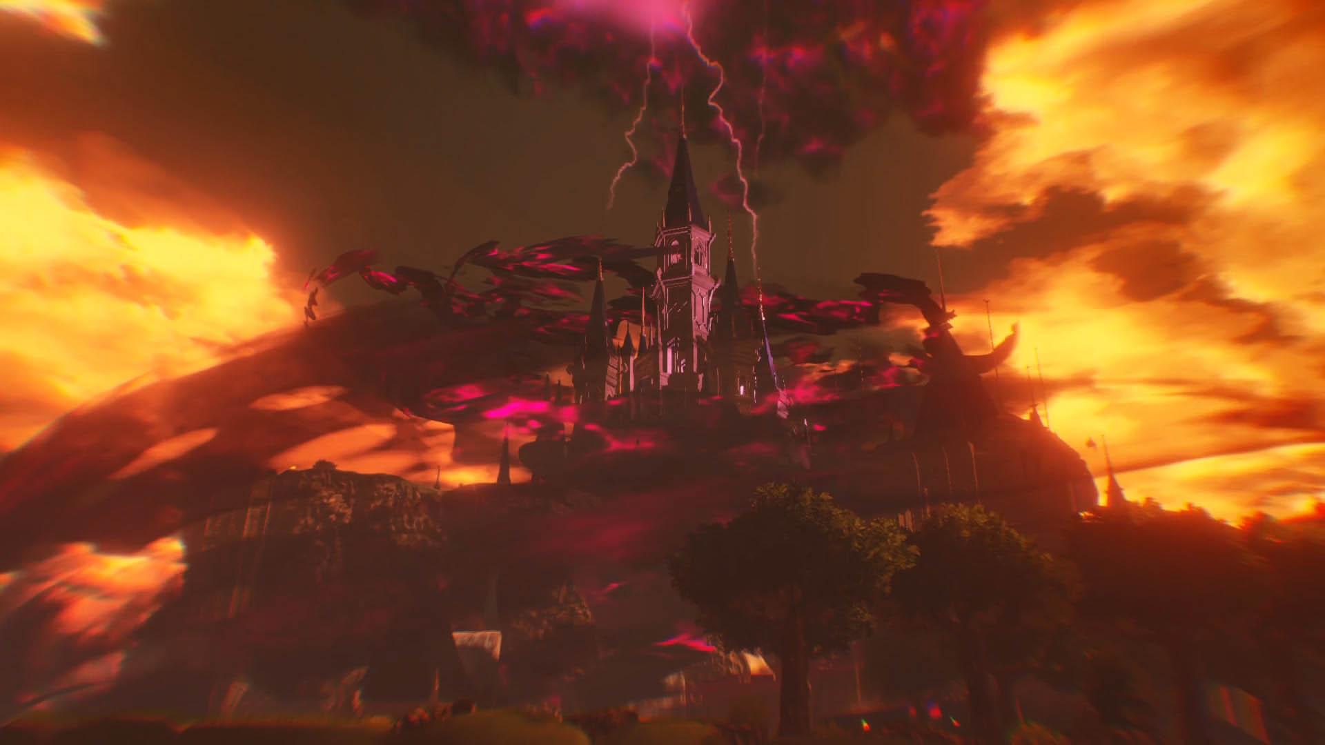 Hyrule Warriors: L'era della calamità si mostra nel primo trailer 10