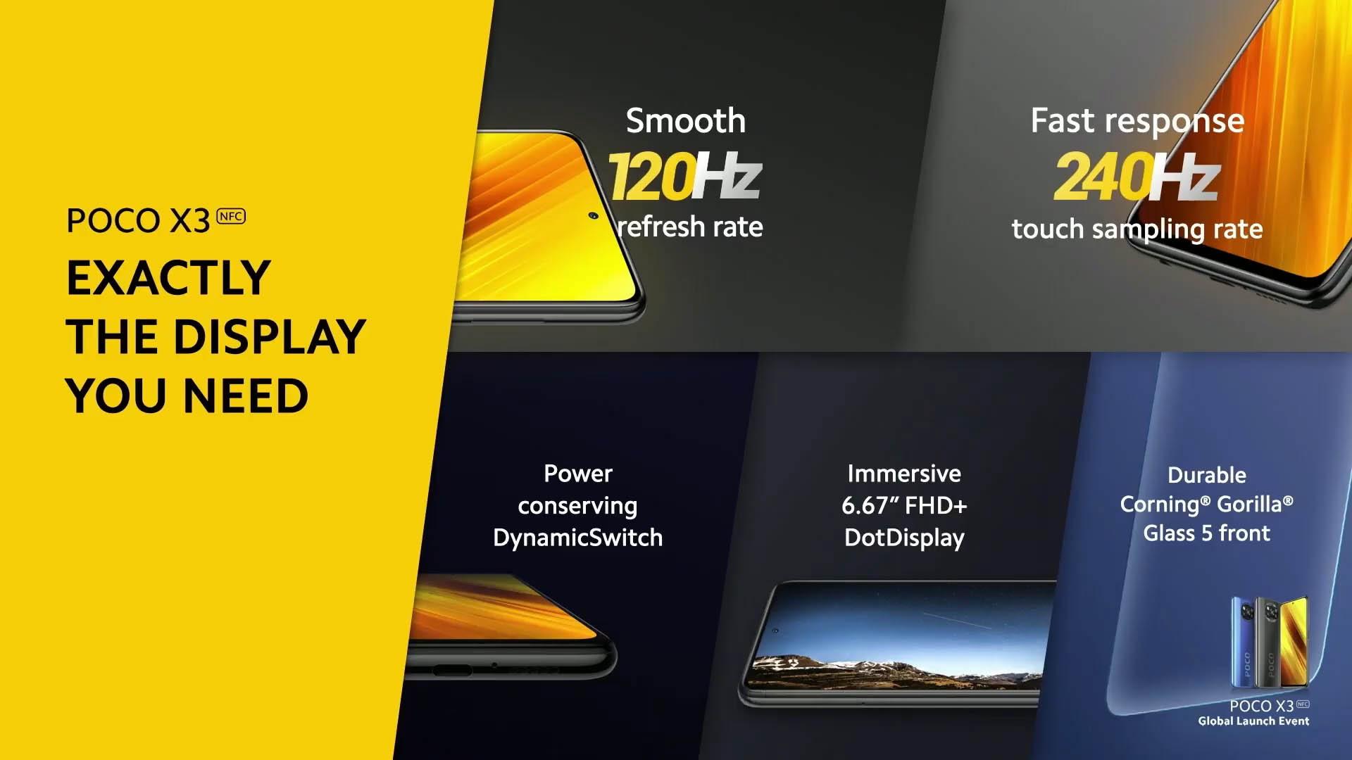 Poco X3 NFC è ufficiale: caratteristiche tecniche e prezzo 1