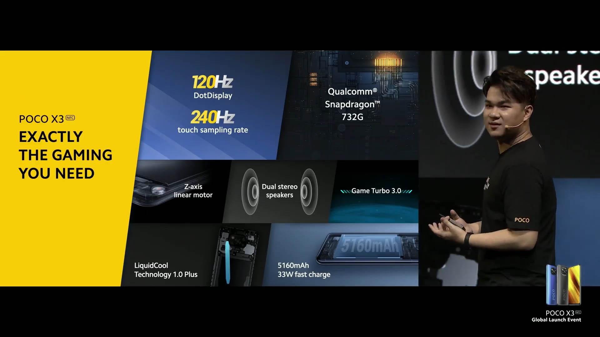 Poco X3 NFC è ufficiale: caratteristiche tecniche e prezzo 4