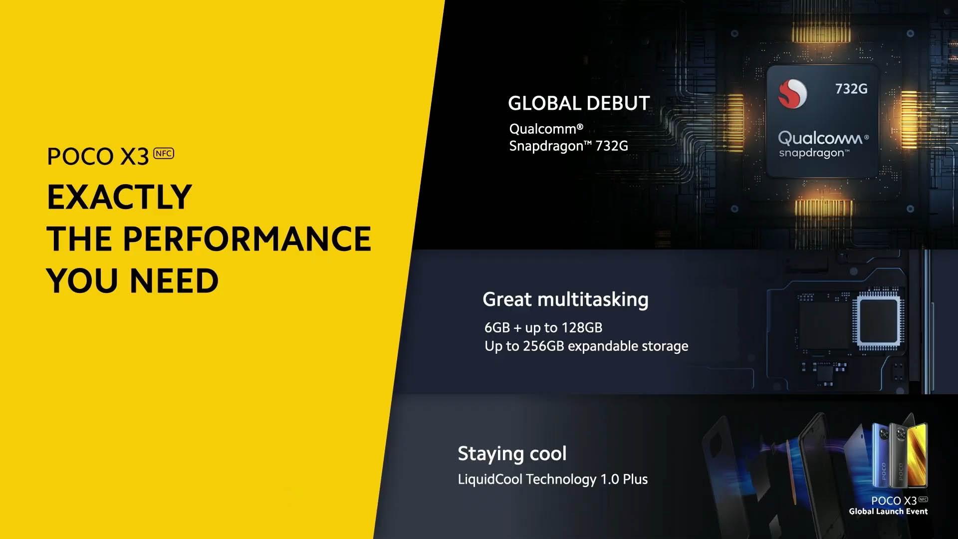 Poco X3 NFC è ufficiale: caratteristiche tecniche e prezzo 2