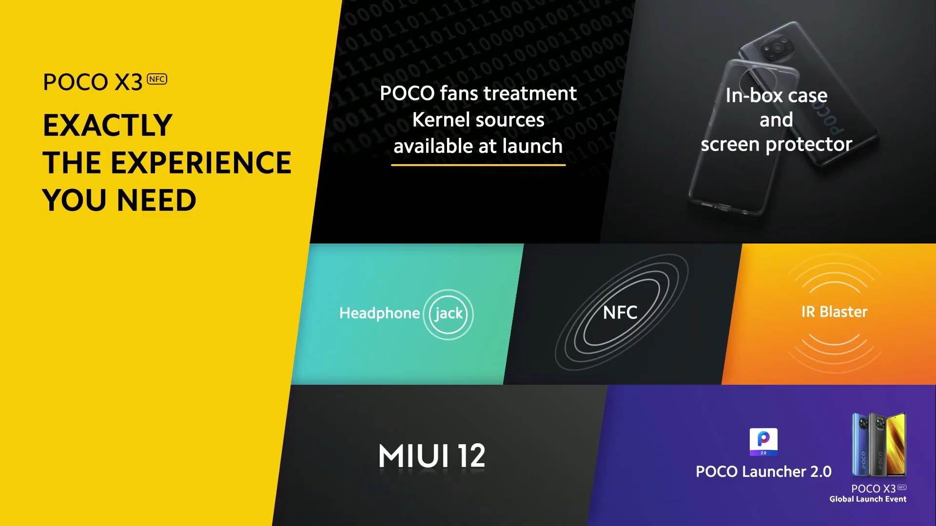 Poco X3 NFC è ufficiale: caratteristiche tecniche e prezzo 6